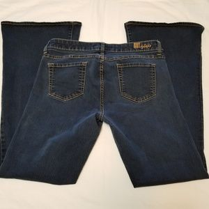 Kut From The Kloth Jeans Flare Size 10 Inseam 32""